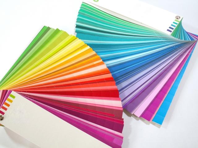 色彩の持つ心理的効果であなたの名刺をもっと魅力的に